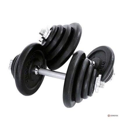 kit haltères 30 kg