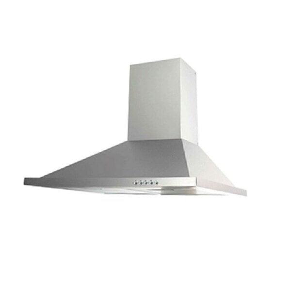 hotte pyramidale 60 cm inox Auxstar