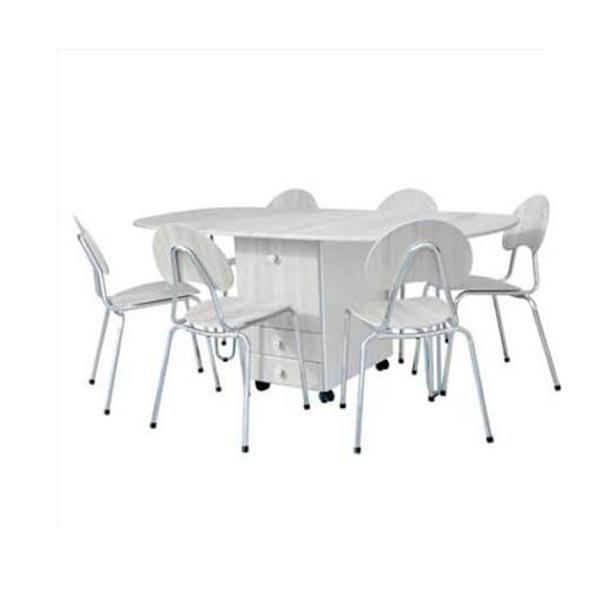 table-tiroir-pm-6chaise-familia--promotion-electromenager-tunisie