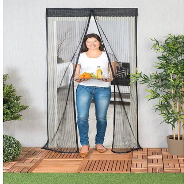 Promotion-Tunisie-moustiquaire-porte-magnétique-Anti-insectes