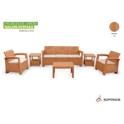 Promotion Tunisie salon de jardin - meuble d'extérieur - rotin -été 2021